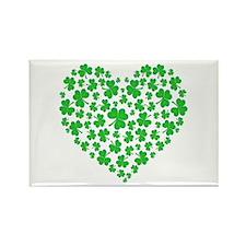 MY IRISH HEART Rectangle Magnet (10 pack)