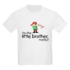 little brother shirt pirate T-Shirt