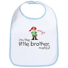 little brother shirt pirate Bib
