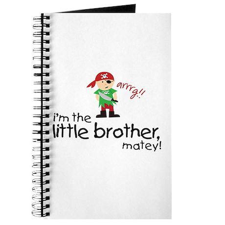 little brother shirt pirate Journal