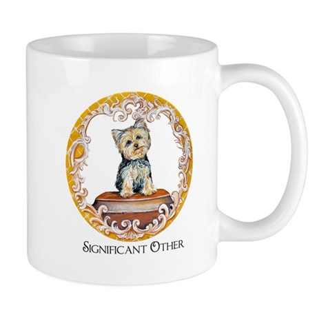 Yorkie Significant Other Mug