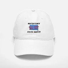 watertown south dakota - been there, done that Baseball Baseball Cap
