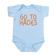 Go To Hades Infant Bodysuit