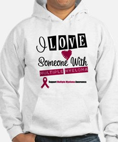 MultipleMyeloma Support Jumper Hoody