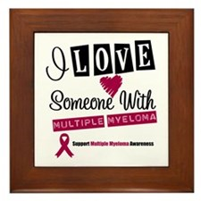 MultipleMyeloma Support Framed Tile