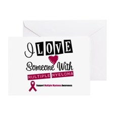 MultipleMyeloma Support Greeting Card