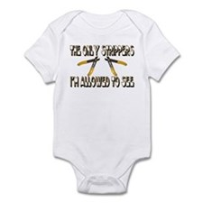 Only Strippers Infant Bodysuit