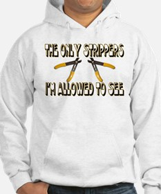 Only Strippers Jumper Hoody