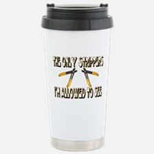 Only Strippers Travel Mug