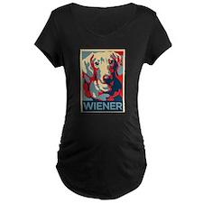 Vote Wiener! T-Shirt