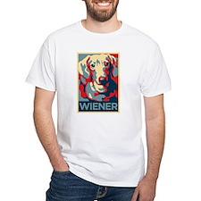 Vote Wiener! Shirt