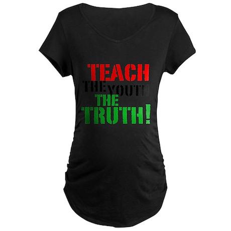 teachyouth Maternity T-Shirt