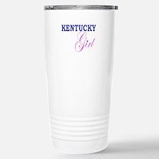 """""""Kentucky Girl"""" Travel Mug"""