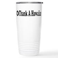 Thank A Hawaiian Travel Mug