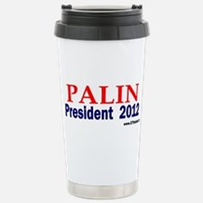 Palin 2012 Travel Mug