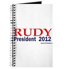 Rudy 2012 Journal