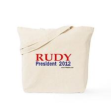 Rudy 2012 Tote Bag