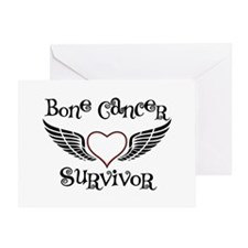 Bone Cancer Survivor Greeting Card
