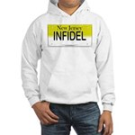 New Jersey Infidel Hooded Sweatshirt