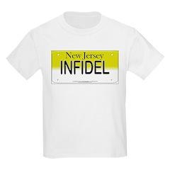 New Jersey Infidel Kids T-Shirt