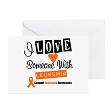 Leukemia Support Greeting Cards (Pk of 10)