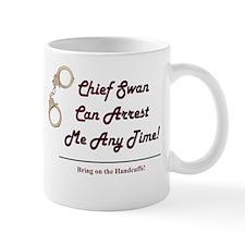 Arrest Me Charlie Mug