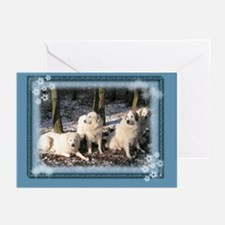 Great Pyrenees Cards.pk of 10, PyrGroup