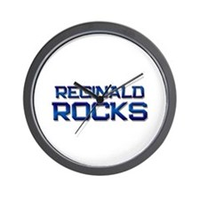 reginald rocks Wall Clock