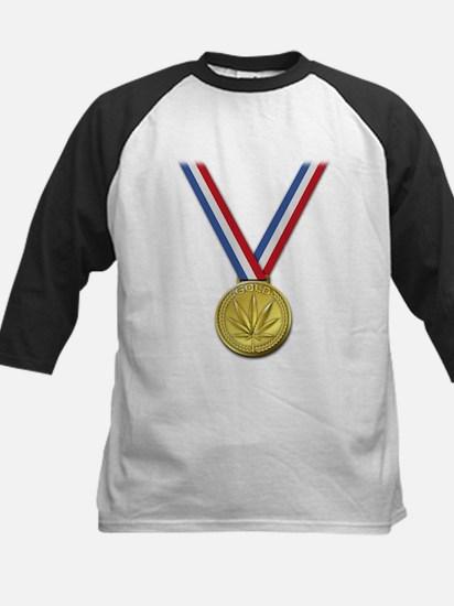 Phelps Gold Kids Baseball Jersey