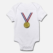 Phelps Gold Infant Bodysuit
