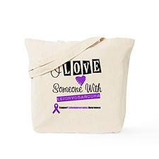 Leiomyosarcoma Support Tote Bag