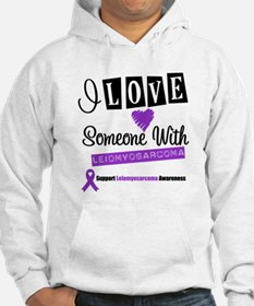 Leiomyosarcoma Support Hoodie