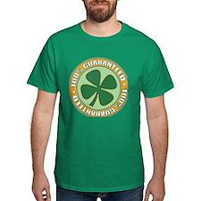 100% Irish Guaranteed T-Shirt