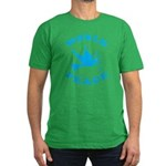 World Peace, Peace and Love. Men's Fitted T-Shirt