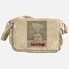 Food For Thought Messenger Bag