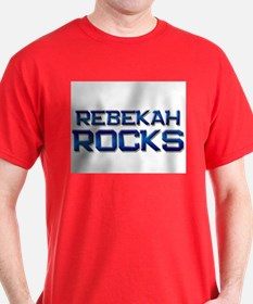 rebekah rocks T-Shirt