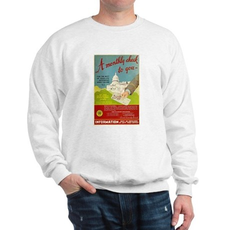 Social Security Sweatshirt