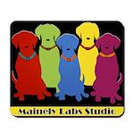 Five Labs Mousepad W/logo