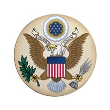 "Great Seal 3.5"" Button (100 pack)"