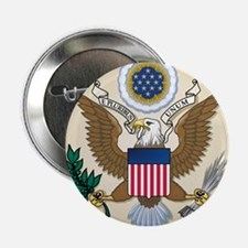 """Great Seal 2.25"""" Button (100 pack)"""