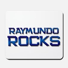 raymundo rocks Mousepad