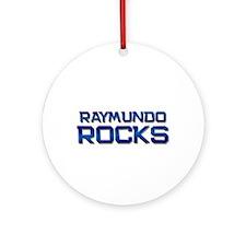 raymundo rocks Ornament (Round)