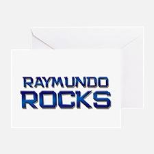 raymundo rocks Greeting Card