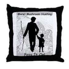 Pass it On! Throw Pillow