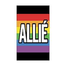 ALLY Sticker - French