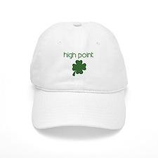 High Point shamrock Baseball Cap