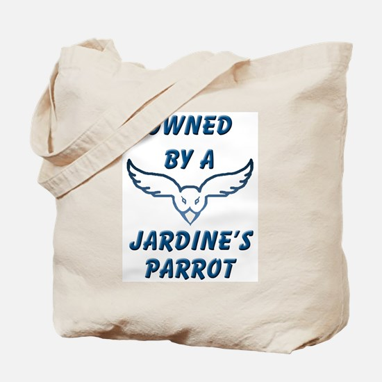 Jardine's Parrot Tote Bag