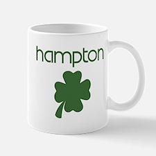 Hampton shamrock Mug