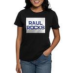 raul rocks Women's Dark T-Shirt