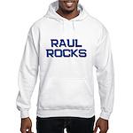 raul rocks Hooded Sweatshirt